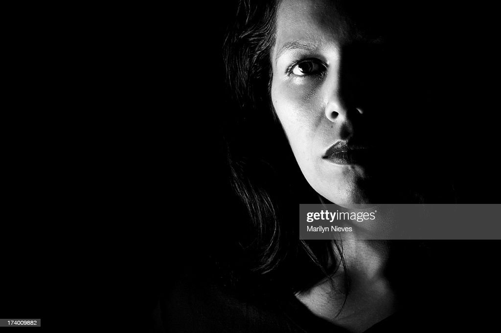 from the shadow : Stock Photo