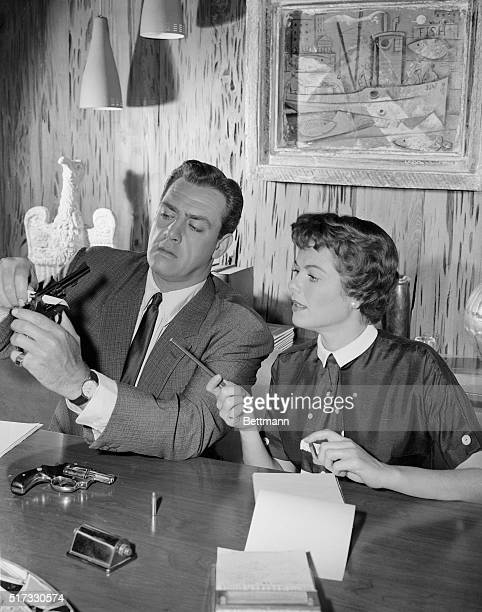 From the television show Perry Mason Aired 19571966