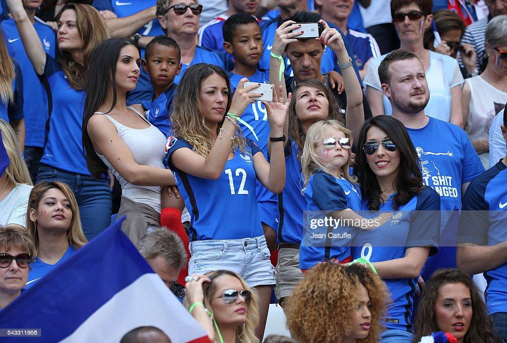 France v Republic of Ireland - Round of 16: UEFA Euro 2016 : Fotografia de notícias