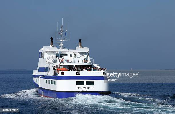 fromveur ii - finistere stock photos and pictures