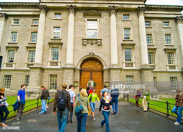 Front Arch of Trinity College