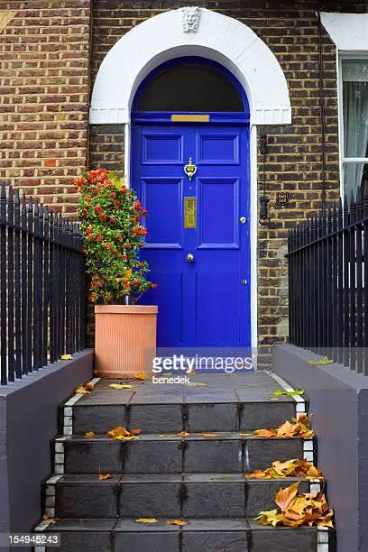 Front Door, Entrance, London, England