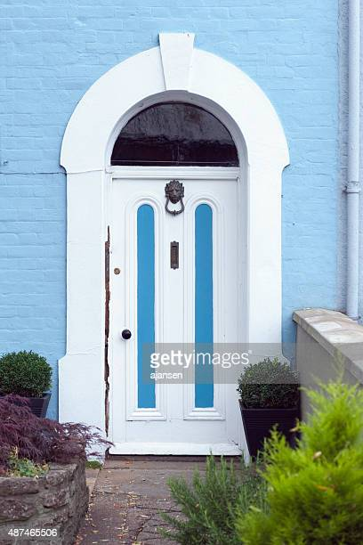 front door of a house