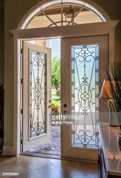 Front Door Opened Interior