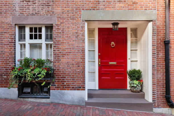 Free Red Front Door Images Pictures And Royalty Free Stock Photos
