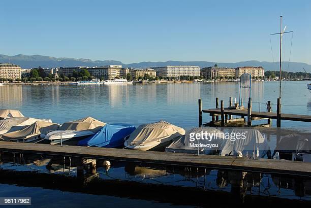 Front Lake of Geneva