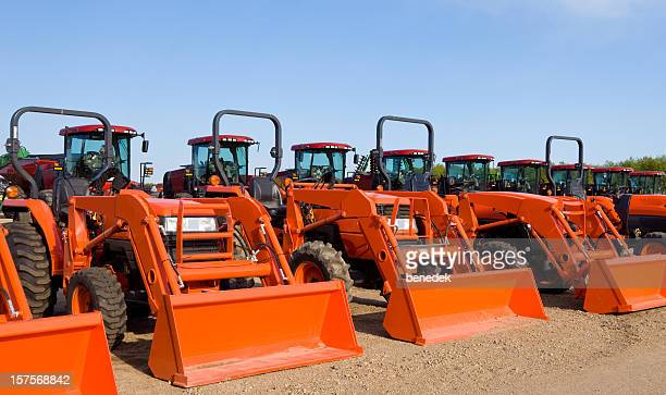 Front Loader Tractors, Tractor Park