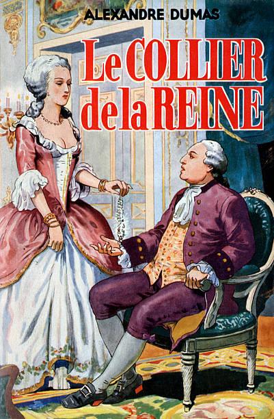 large choix de designs publier des informations sur bien pas cher Front page of an edition of a book by Alexandre Dumas 'Le ...