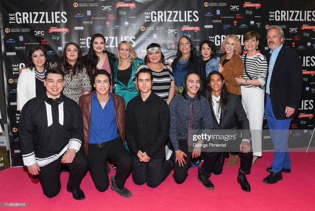 "CAN: ""The Grizzlies"" Premiere And After Party"