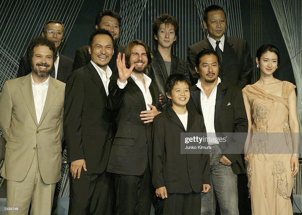 Premiere Of The last Samurai in Tokyo, Japan  : News Photo