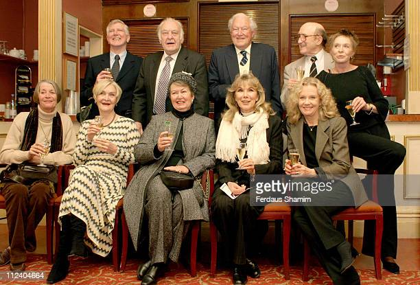 Julia Lockwood Sheila Hancock Janette Scott Susan Hampshire and Hayley Mills Bac Row Stephen Moore Donald Sinden John McCallum Ron Moody and Susannah...