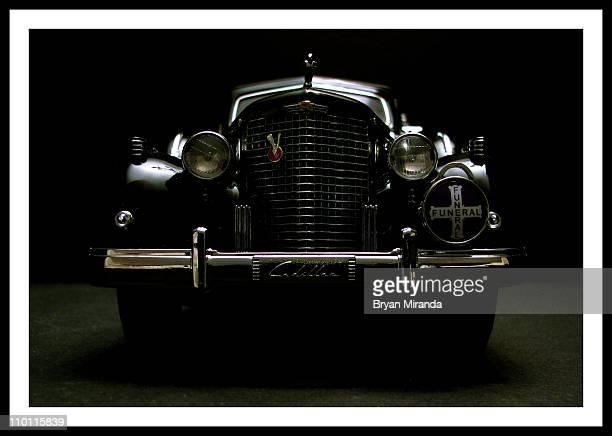 18 Scale diecast 1938 town car hearse replica