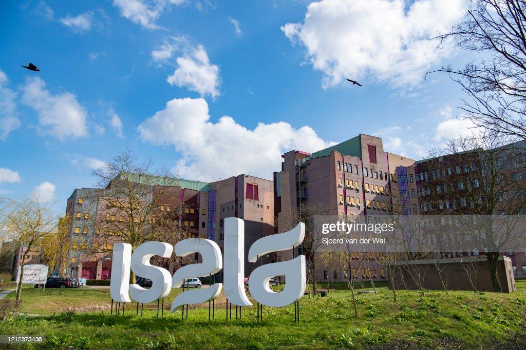 Netherlands Corona-Virus Outbreak : News Photo