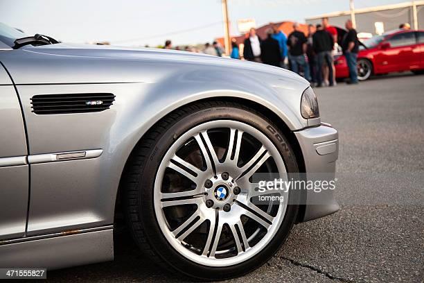 BMW M3 E46 Front Wheel
