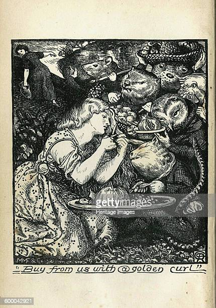 goblin market a poetic tale of Christina rossetti and anna eliza bray — fashioning a new form of fairy tale in goblin market of her poem, considering that one of bray's tales sounds.