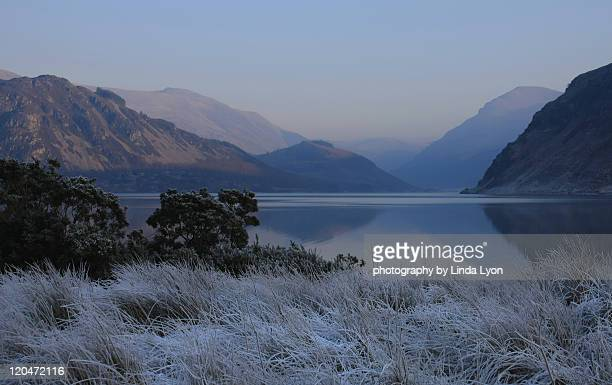 Frost at ennerdale water