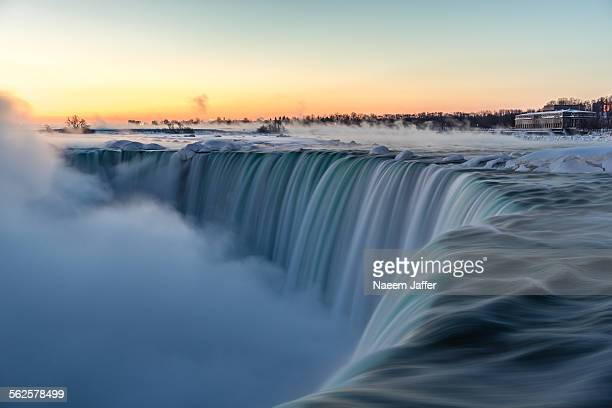 frostbite - niagara falls stock pictures, royalty-free photos & images