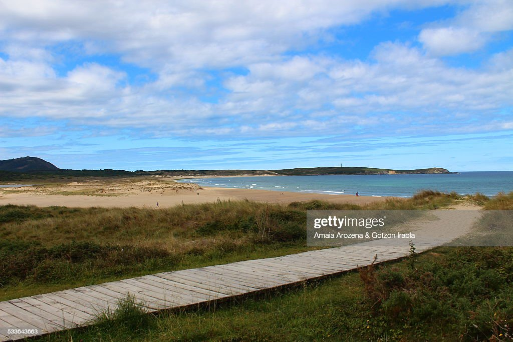 A Frouxeira Beach In Valdoviño Stock Photo | Getty Images