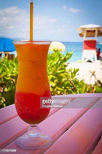 Frozen Bob Marley Cocktail, Jamaica