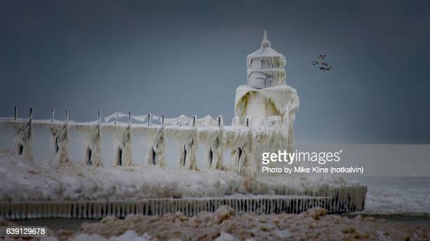Frozen Fortress - St. Joseph