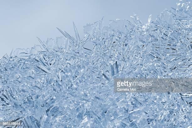 frozen - snow white imagens e fotografias de stock