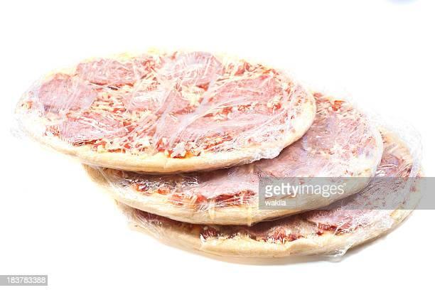 frozen pizza - Tiefkühlpizza