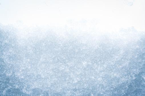 Frozen snow window - gettyimageskorea