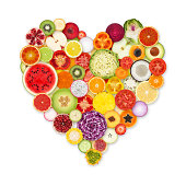 Fruit and vegetable love