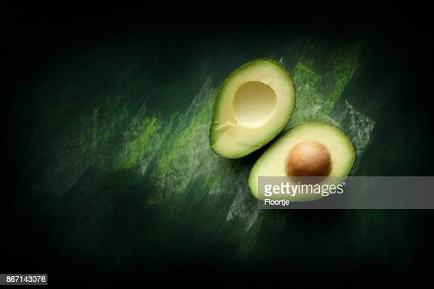 Fruit: Avocado Still Life