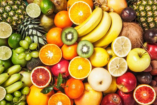 Fruit background 529664572