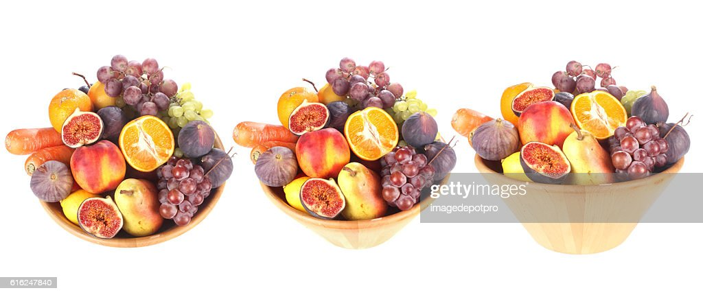 fruit bowl : Stock Photo