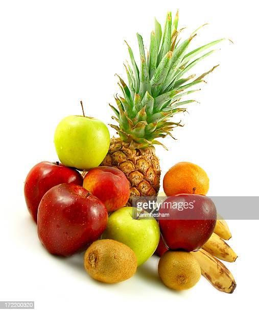Fruit everywhere