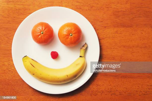 フルーツのフェースプレート