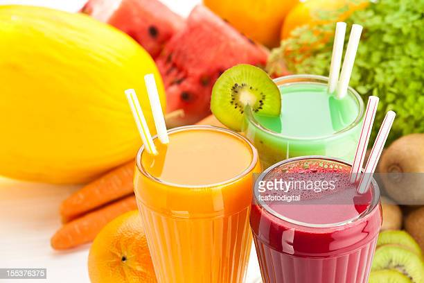 fruit juice - juice drink stock photos and pictures