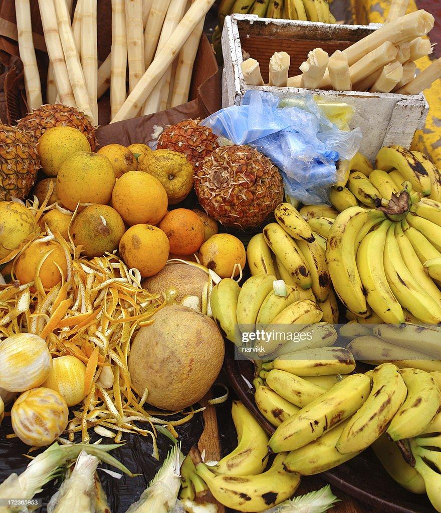 Fruit Market : Stock Photo