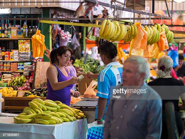 Obstmarkt, Santiago de Chile