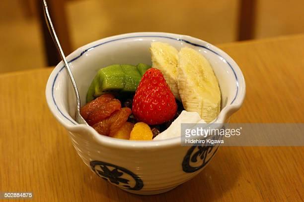 Fruit Mitsumame
