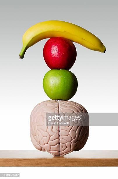 Fruit on the brain