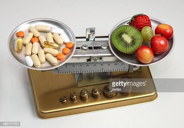 fruit or pills
