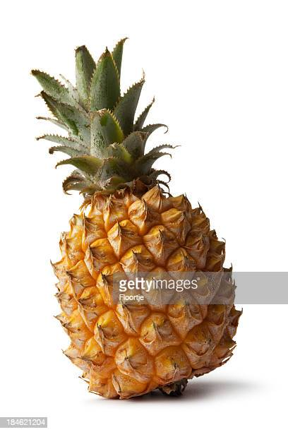 Obst:  Ananas