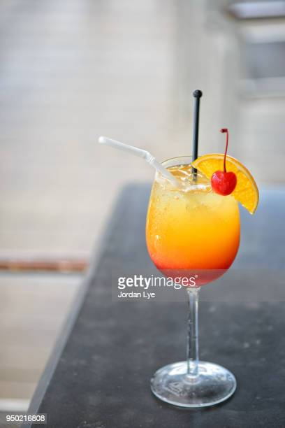 fruit punch - rum stock pictures, royalty-free photos & images