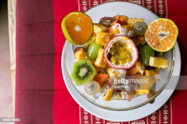 Fruit Salad in Thailand