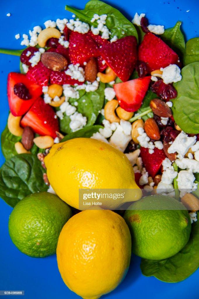 Fruit Salad Vibes : Stock Photo