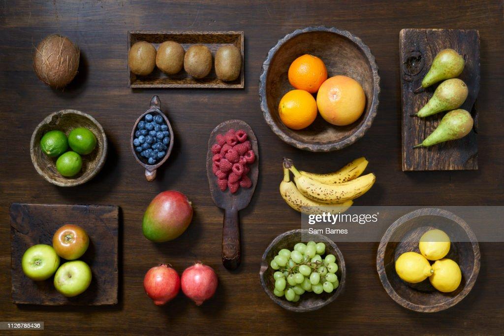 Fruit Selection : Stock Photo