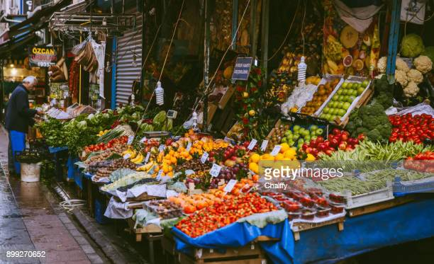 Fruit Shop in Istanbul