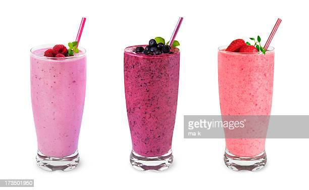 Frutos smoothies