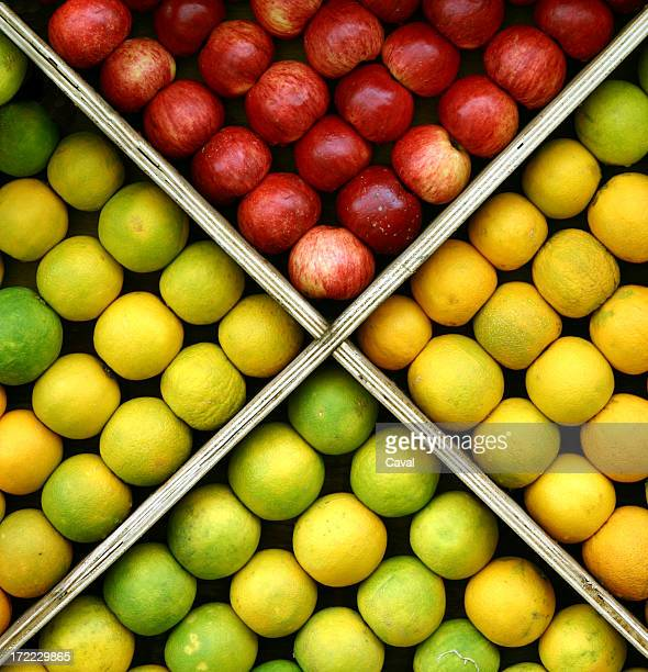 Fruits square