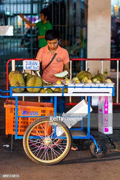 Fruit Stand in Khao San Road