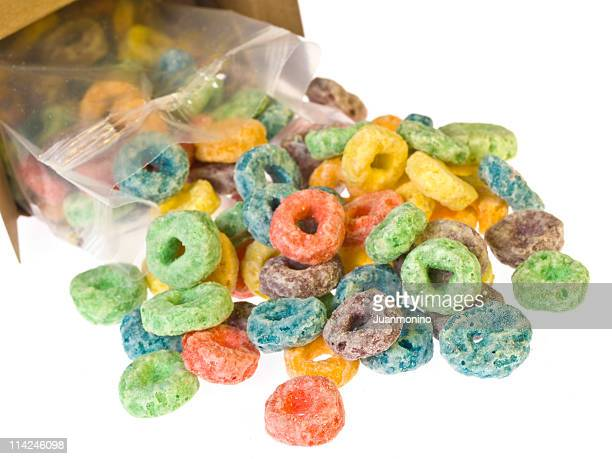 Fruit Sweet Cereal