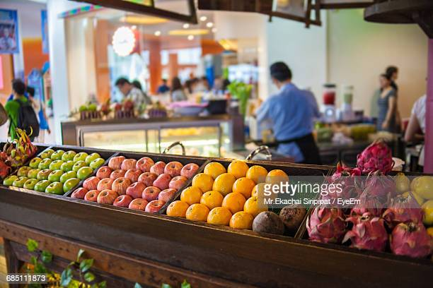 Fruits At Supermarket